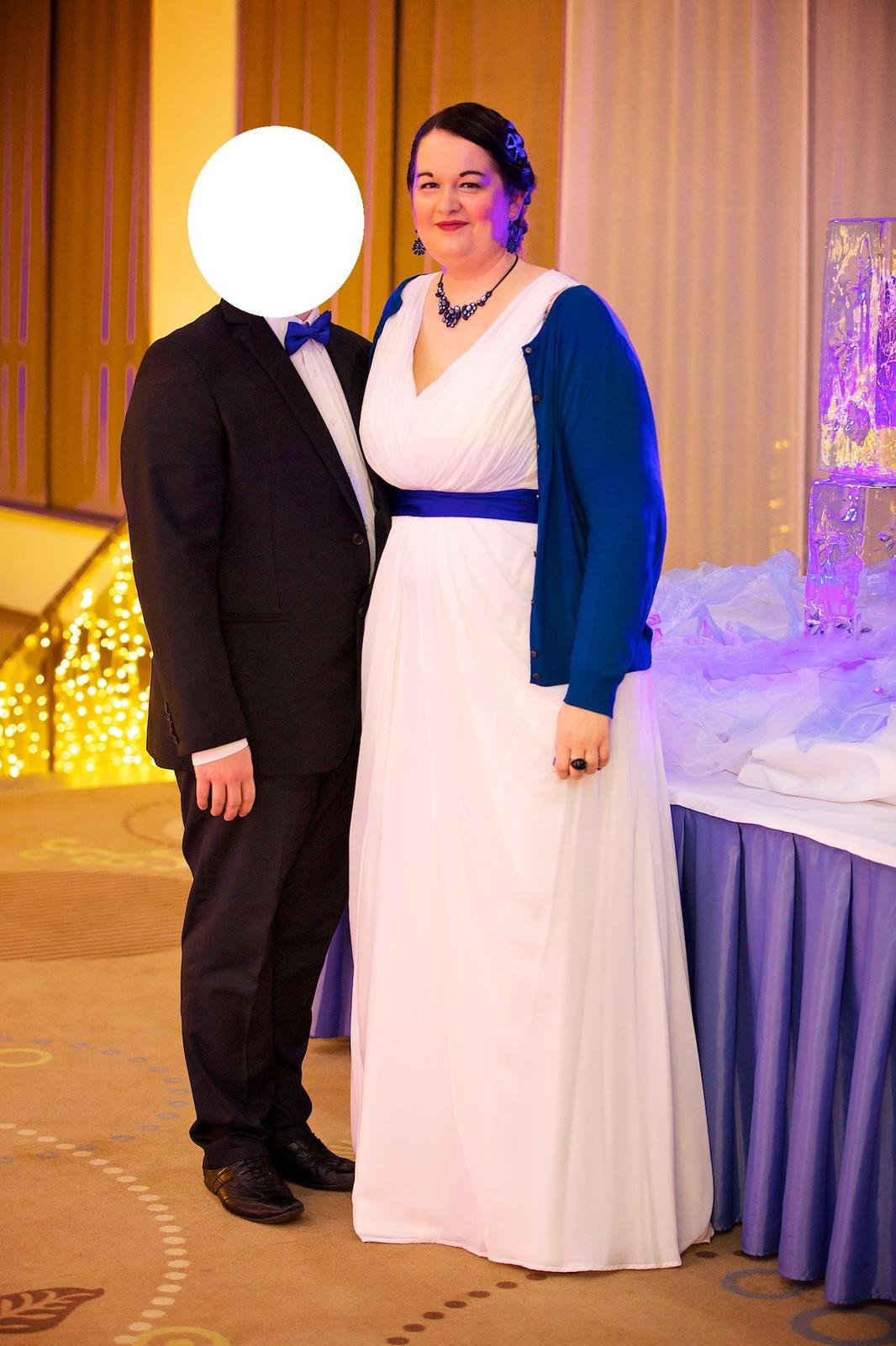 10871b08ba17 Xl-xxl svadobné šaty  spoločenské šaty pre moletky