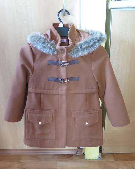 dívčí kabát, kabátek, 128