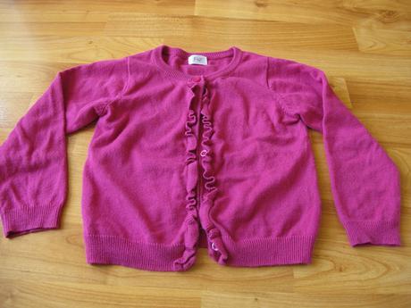 svetřík, svetr pro děvčátka, 104