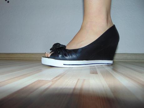 čierne topánočky, 38
