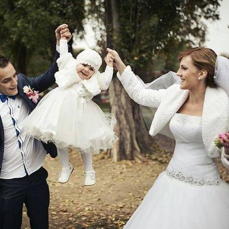 Korzetove svadobne saty (38-42), 40