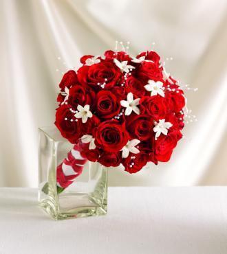 Svatební inspirace gt kytice 2286
