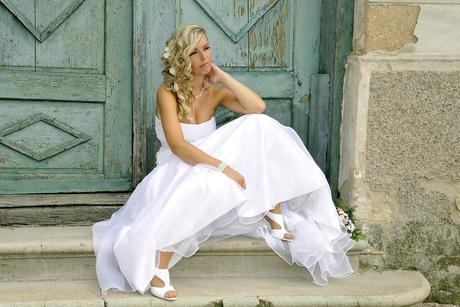 Svatební boty vel. 40, 40