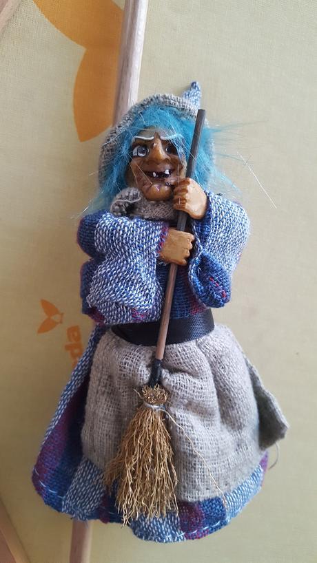 Tombola - čarodejnice,