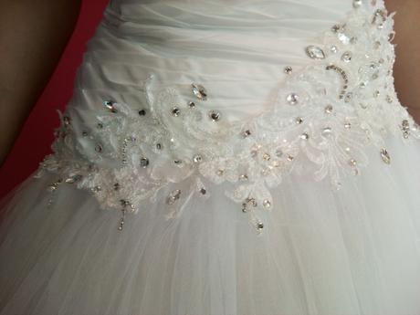 Svadobné šaty veľkosť 36 až 42 , 42