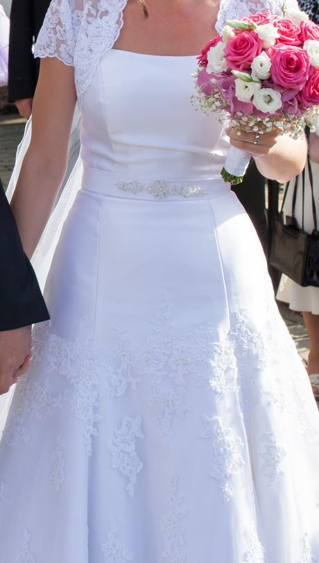 Colet svadobné šaty, 36