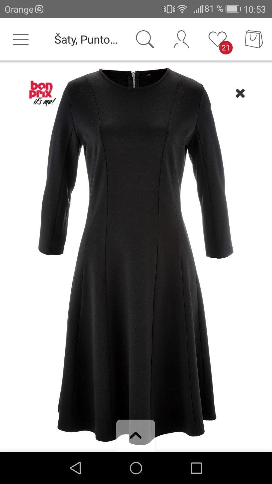 af3cfe40e742 Čierne šaty