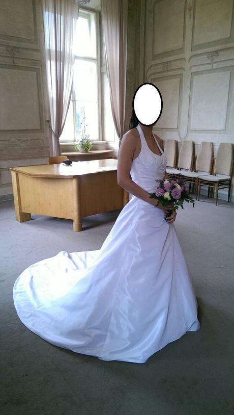 Svatební šaty Žofie 34 bílé - 34, 34