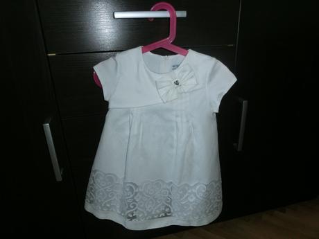 Dievčenské šaty Mayoral, 92