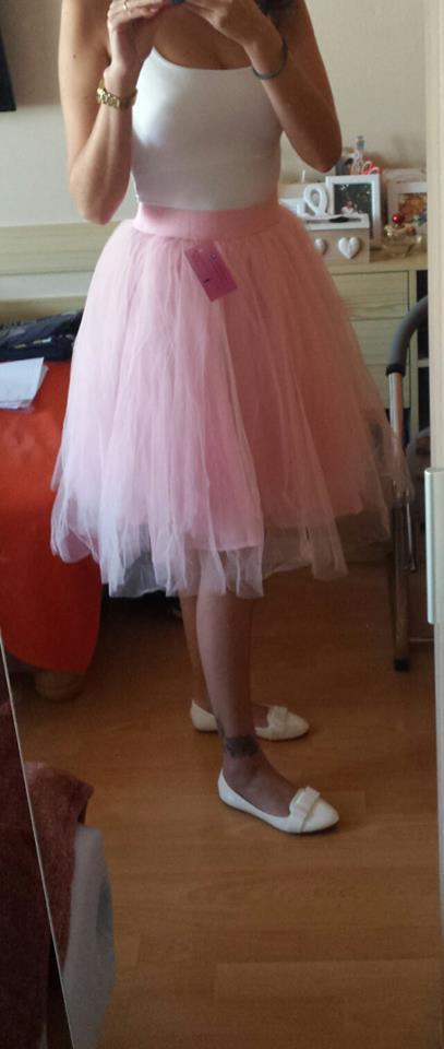 Tylová sukňa, 38