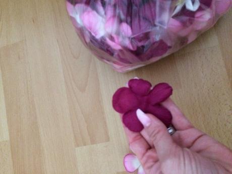 Nadherne lupene - kvety,