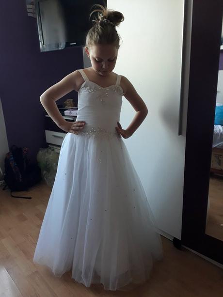 Detské šaty, 140