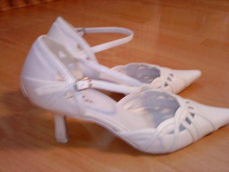 lahúčke svadobné topánky, 37