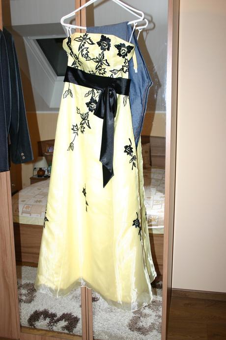 Spoločenské dlhé šaty, 40