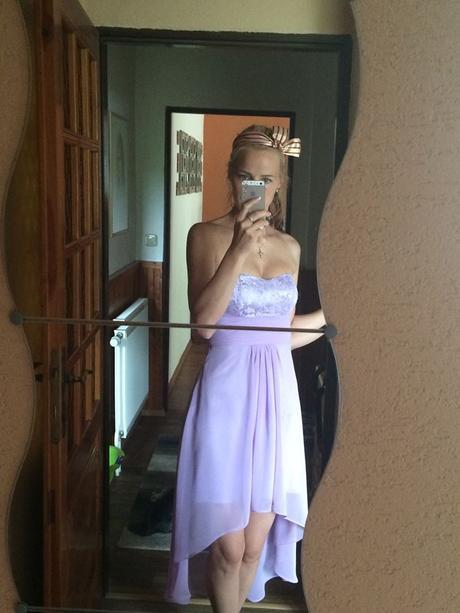 popůlnoční šaty , 36