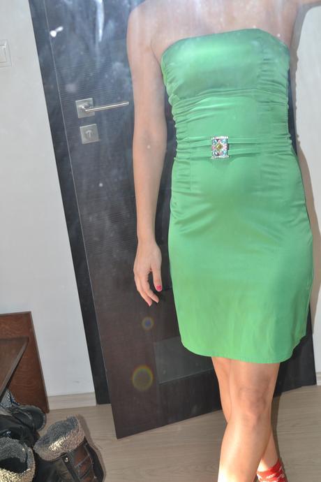 Elegantne sexi saty (s postovnym), 34