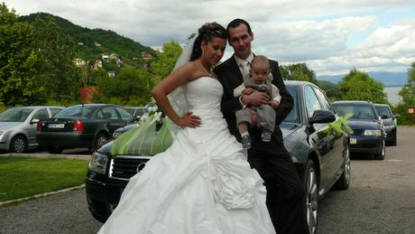svadobné šaty značkové, 38