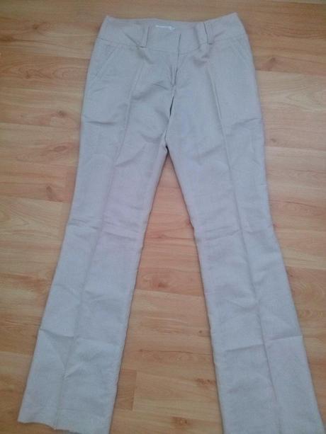 Nenošené společenské kalhoty Promod, 36