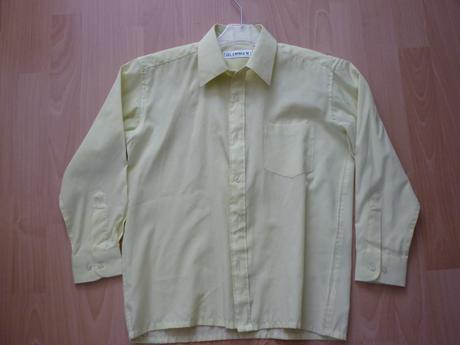 chlapčenská košeľa, 34