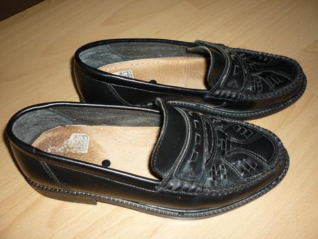 čierne topánky , 40