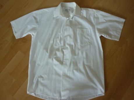 pánska košeľa s krátkym rukávom, 40