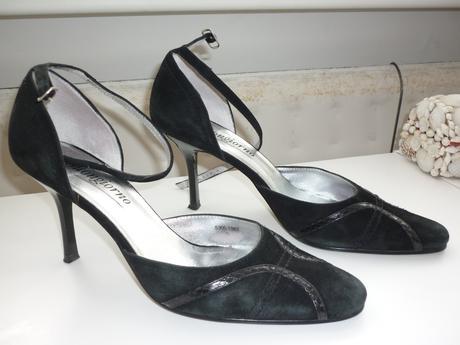 spoločenské topánky, 36