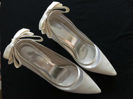 Topánky na podpätku , 42