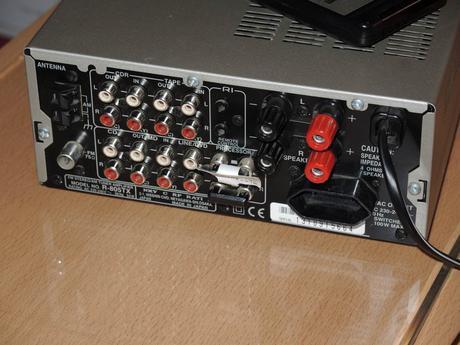 Onkyo R-805 TX,