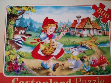 3x Puzzle obrázky ,