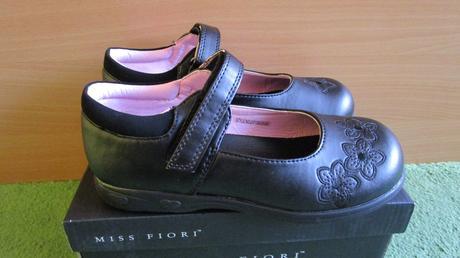 Nenosené topánočky - Miss Fiori - 21 cm, 34