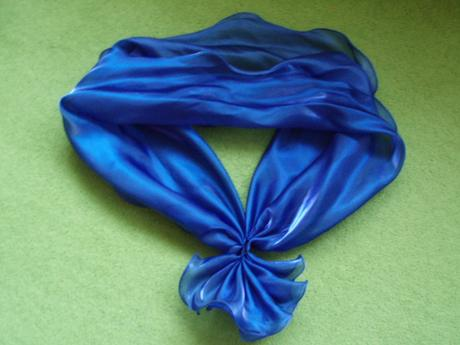 Nepoužitá spoločenská štóla - šál, XL