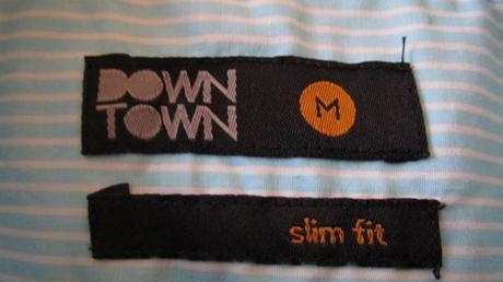 Pánska košeľa - Down Town, M