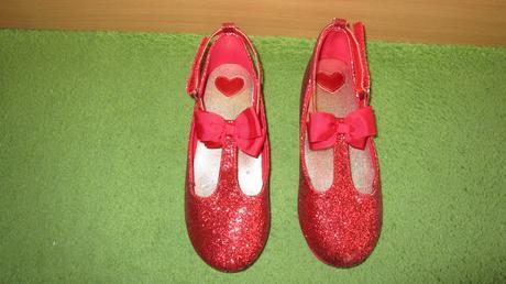 Trblietavé balerínky - H&M veľ. 32 - 20,5 cm, 32