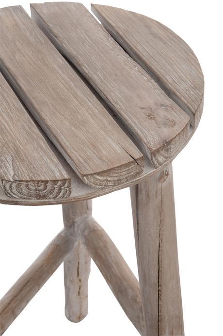 Drevená stolička nature,