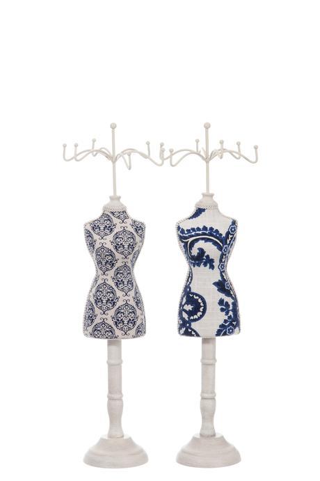 ZĽAVA - Dekoratívny stojan na šperky figurína,