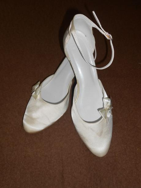 svadobné topánočky, 39