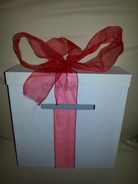 Krabice na blahopřání,