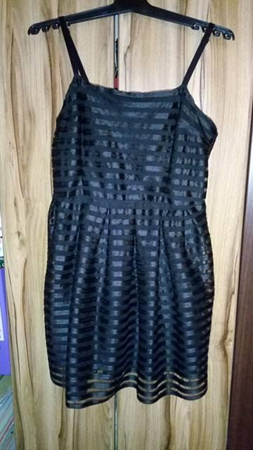 Spoločenské šaty veľ. L zn. H&M, L