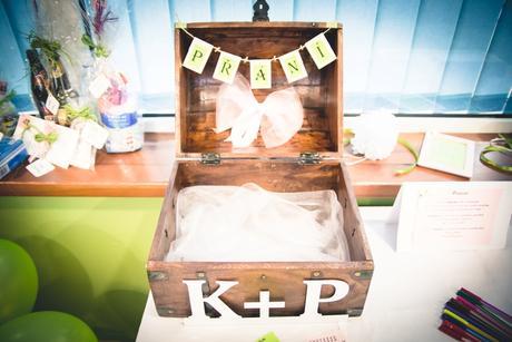 Originální písmena K + P ,