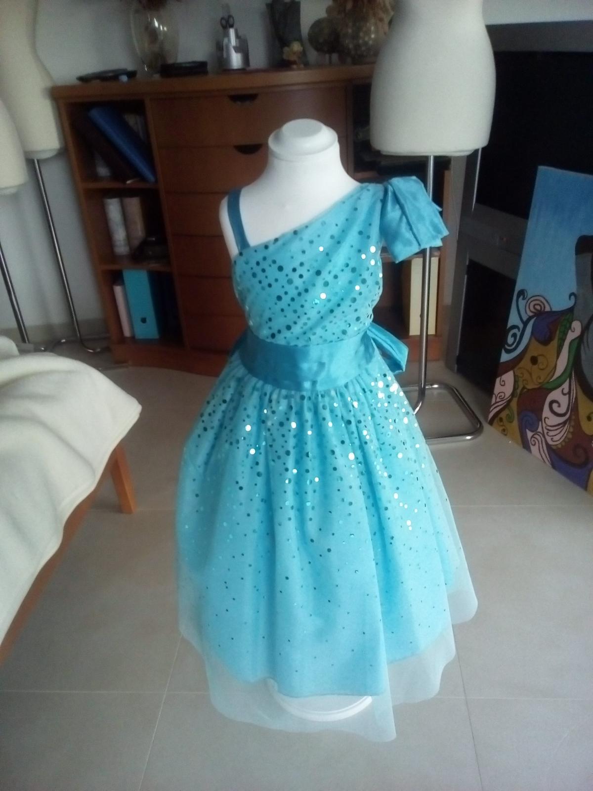 Šaty pre princeznu 5530c5834ff