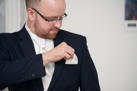 Svatební vesta,regata,kapesníček zn.Bandi, 54