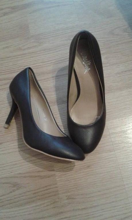 tmavohnedé topánky, 37