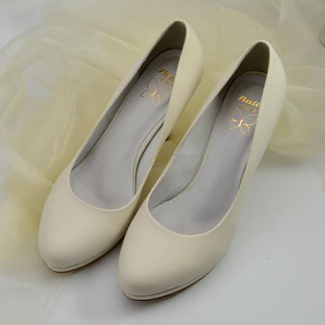 """Svadobné topánky """"38"""", 38"""
