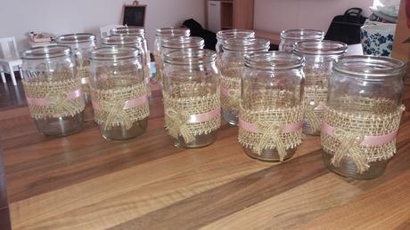Vintage sklenice,