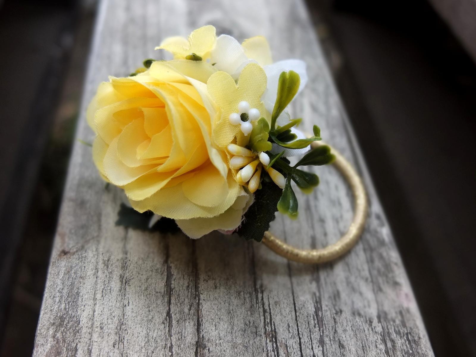 Žlutá růže přátelství 3d51aa339d