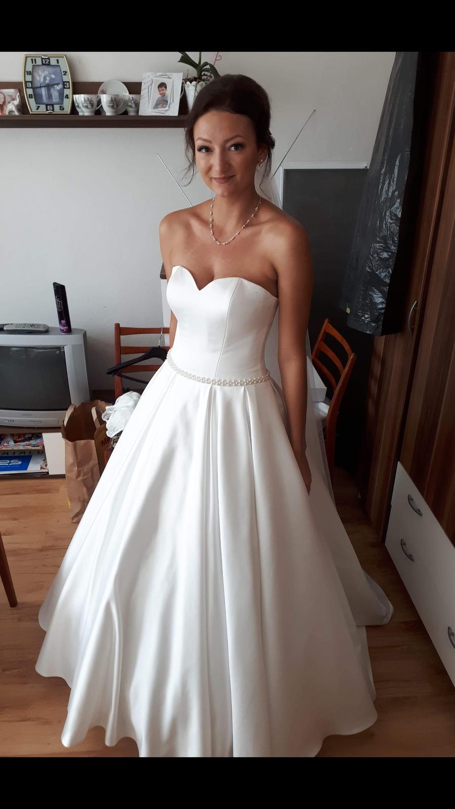 51785b22b59c Svadobné šaty na predaj