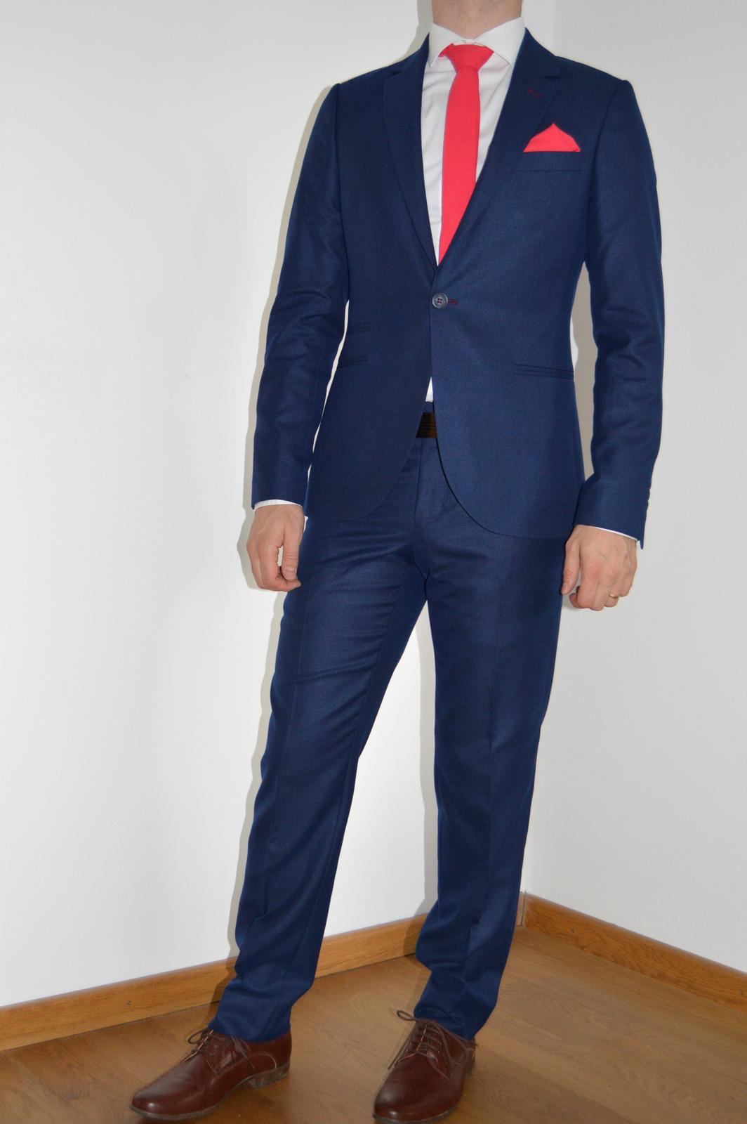 6ae312f93ed7 Pánsky oblek