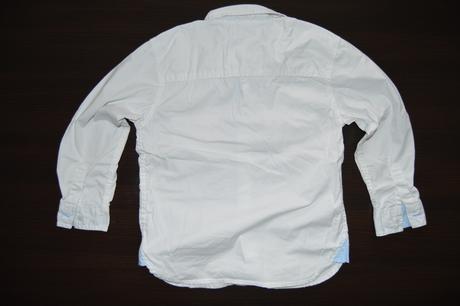 biela košeľa s.Oliver, 122