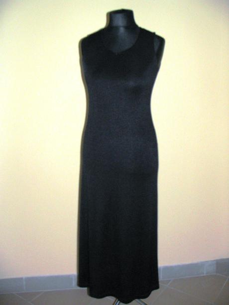 dámske šaty s rukavicami, 40