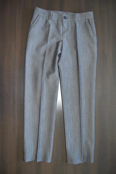Nenosené nohavice, 134